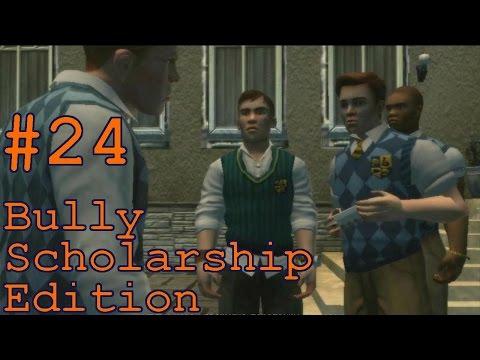 [принцесса и жертва инцеста-нувориш] слепое прохождение Bully: Scholarship Edition #24