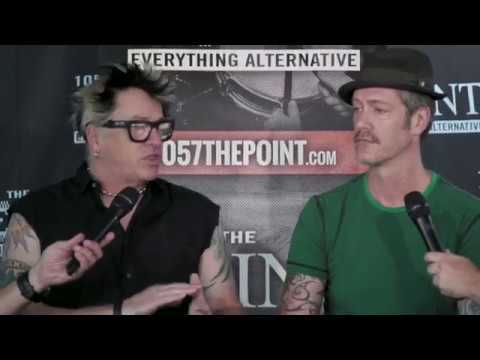 311 & The Offspring reminisce on the 90's, talk touring together and more