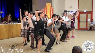 The Autumn Swing 2018 -  30 sec showcase 1