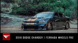 2019 Dodge Charger | Muscle Beach | Ferrada Wheels FR2
