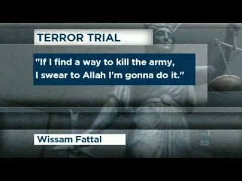 Terror trial begins in Supreme Court