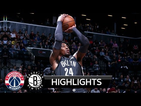 |HD| Washington Wizards vs Brooklyn Nets - Highlights / NBA / 22 December 2017  Search
