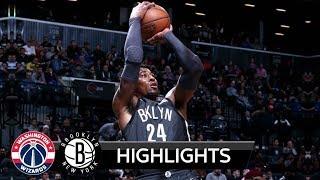  HD  Washington Wizards vs Brooklyn Nets - Highlights / NBA / 22 December 2017  Search