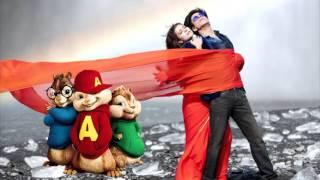 Gerua - Chipmunk Version | Shah Rukh Khan | Kajol | Dilwale
