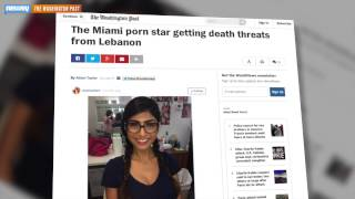 Lebanese Porn Star At Center Of Controversy In Home Country