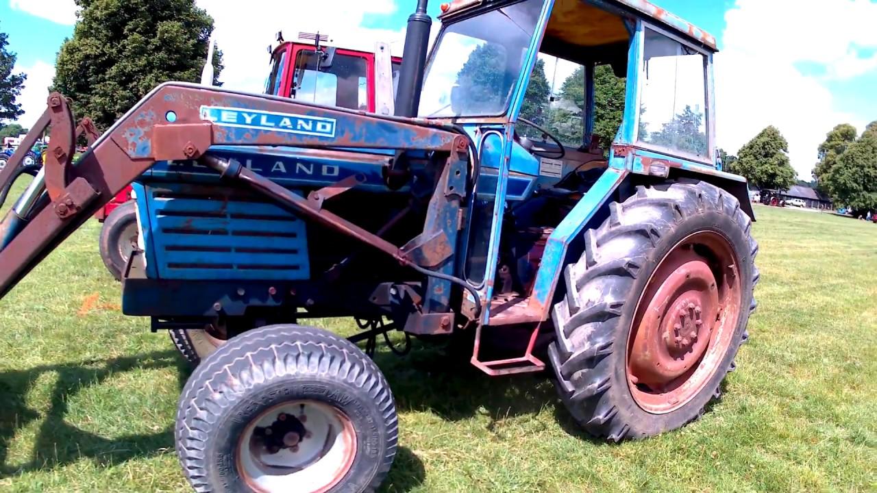 leyland 270 3 8 litre 4 cyl diesel tractor youtube rh youtube com Leyland 384 Tractor Parts Leyland 154 Tractor Parts