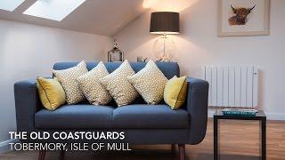 The Old Coastguards, Tobermory, Isle of Mull