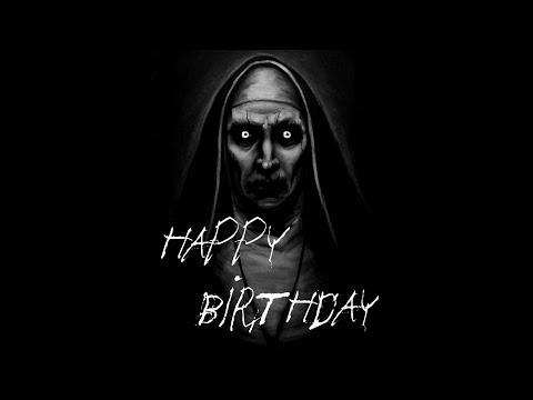 Happy Birthday Horror (The Nun Parody)