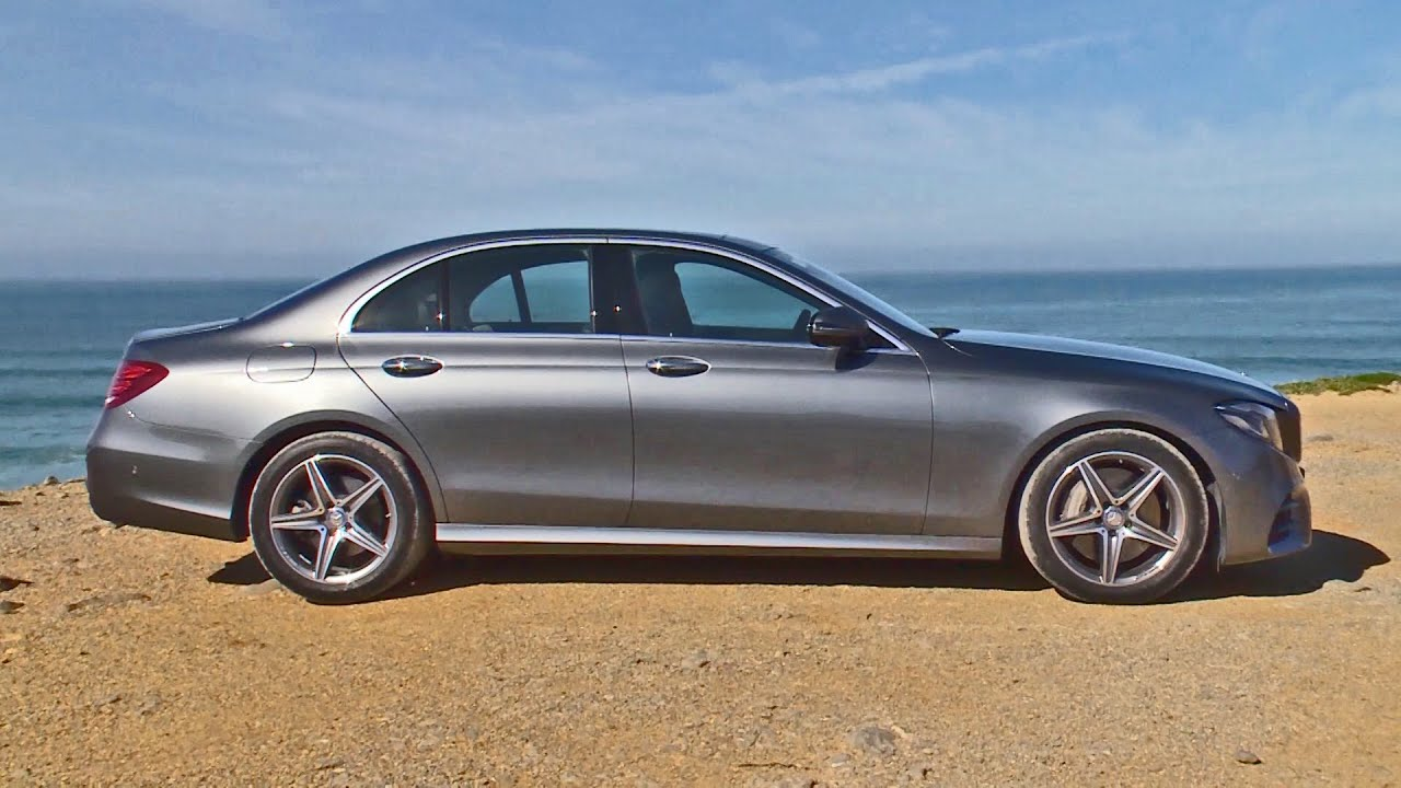 2017 Mercedes E Class Test Drive E350d Review