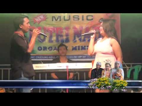 BIRUNYA CINTA - ORGAN DANGDUT PUTRI NADA LIVE CIKEDUNG 14 APRIL 2017