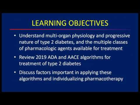 Diabetes Care With Oral and Other Non-Insulin Agents