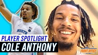 Cole Anthony on what Separates him in the Draft & this past year at UNC - TFO Player Spotlight