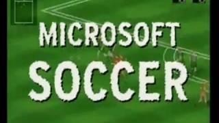 Microsoft Soccer Trailer