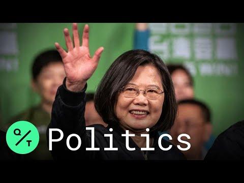 LIVE: Q&A on Taiwan President Tsai Ing-wen's Inauguration