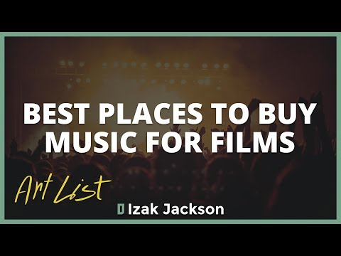 Top 3 Places To Buy Music For Videos & Films