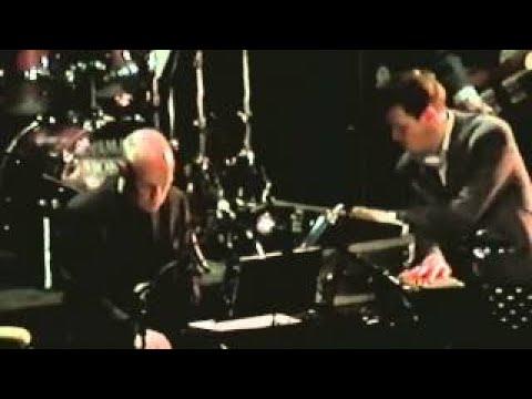 Brian Eno, J. Peter Schwalm Milan, Italy, 2002 05 23