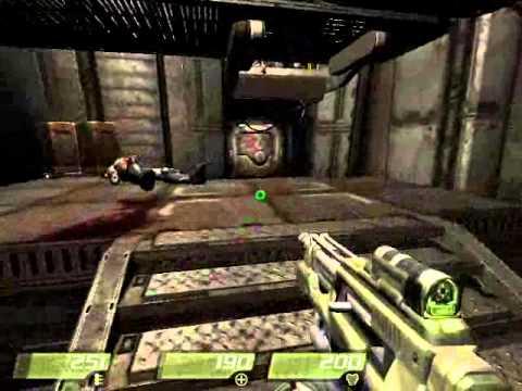 Quake 4 Gameplay Español Parte 1/5