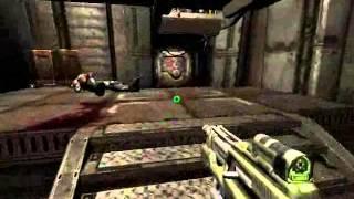 Quake 4 Gameplay Español Parte 1/5 Full