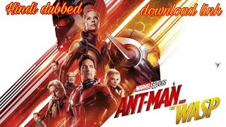 Download Ant Man and the Wasp in Hindi in 720 p and 480 p