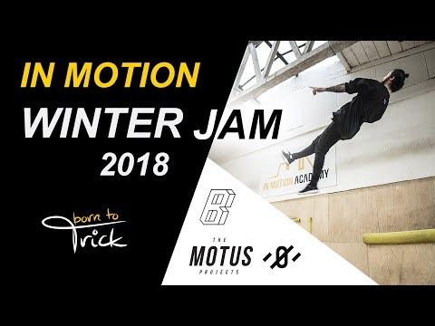 In Motion - WINTER JAM 2018