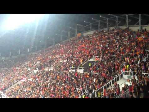 Izlezi momce (MAKEDONIJA - Hrvatska, 12.10.2012) ARENA FILIP II