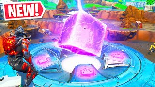 The New CUBE EVENT in Loot Lake! (CRAZY)
