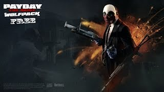 Free Wolfpack DLC (For PAYDAY: The Heist) by miniMOBI.