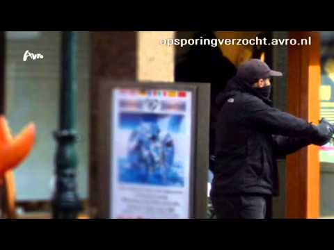 Volendam: Gewelddadige gewapende overval Biesterveld Diamantairs aan de Haven