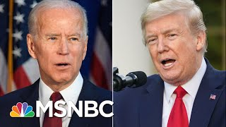 How Race Between Biden And Trump Is Tightening As Election Draws Closer | Craig Melvin | MSNBC