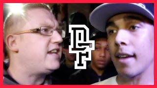 BRU-C VS DIRTY WALLZ | Don't Flop Rap Battle
