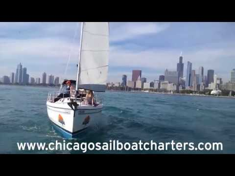 Chicago Sailboat Charters