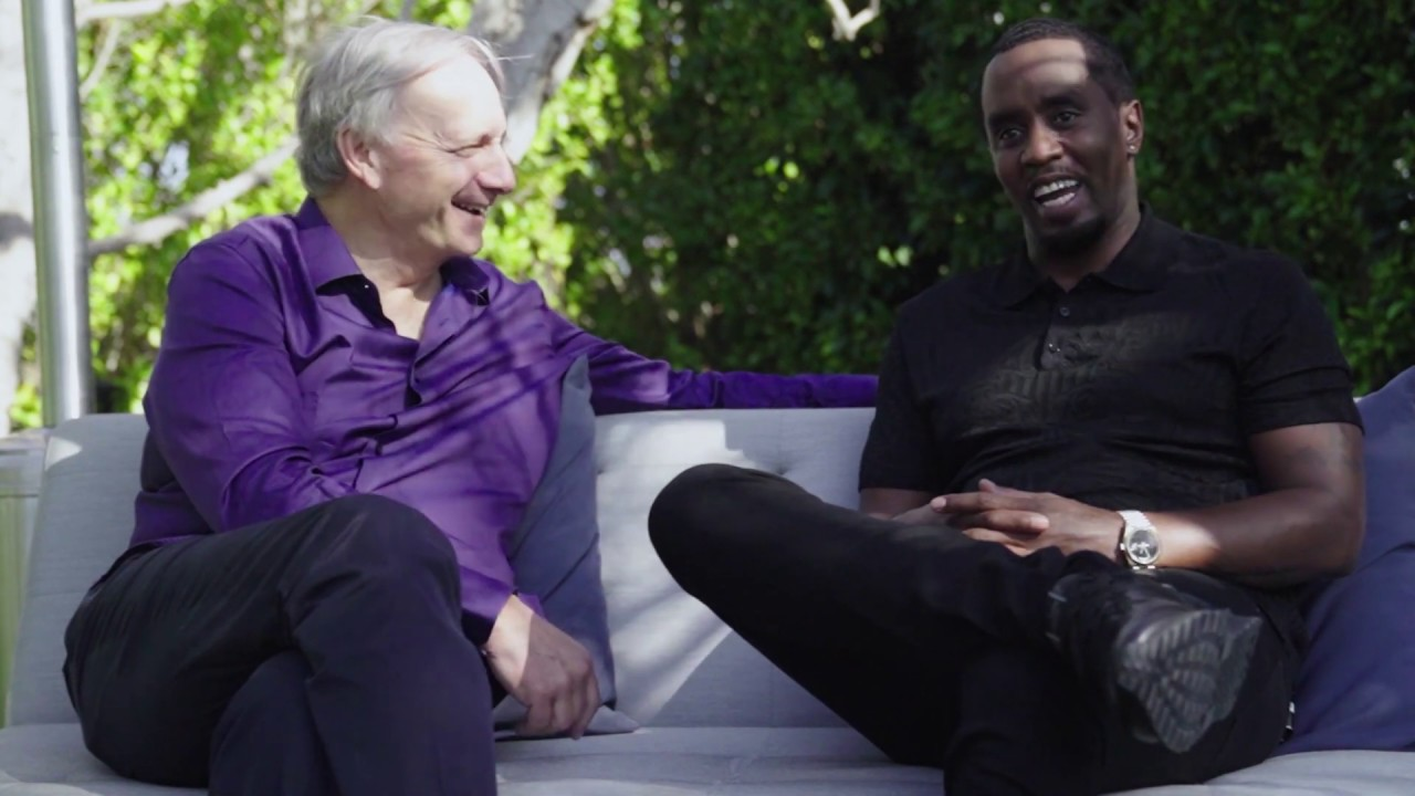 Diddy & His Mentor Ray Dalio | Inside a Meeting Part II