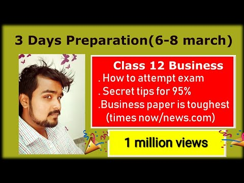 #40, Business:- tricks for exam, important terms and many more,,,,
