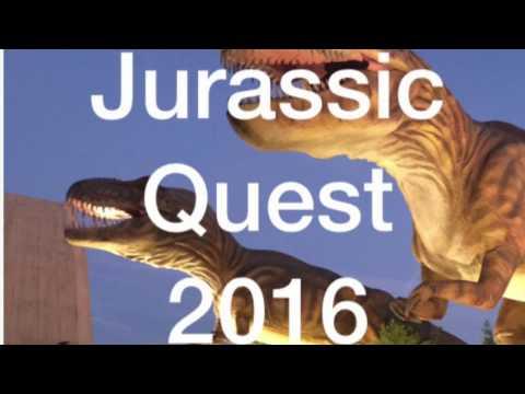 Jurassic Quest Ventura County Fairgrounds 2016 part 1