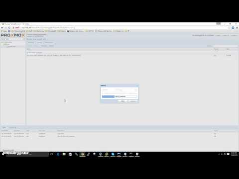 How to Add ISO in Promox - YouTube