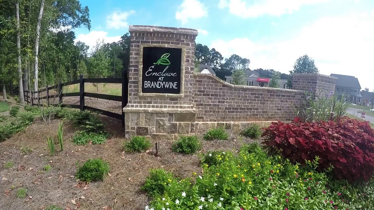 beazer homes | explore the enclave at brandywine - youtube