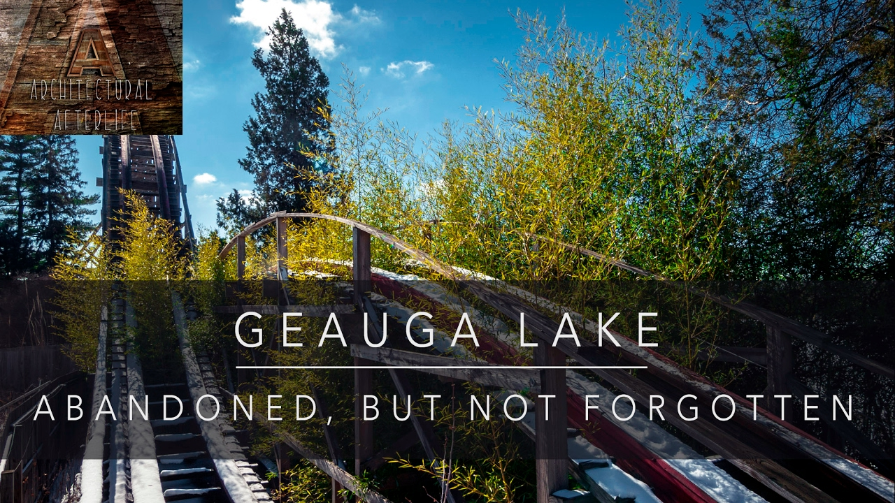 Abandoned Geauga Lake Amusement Park - OH