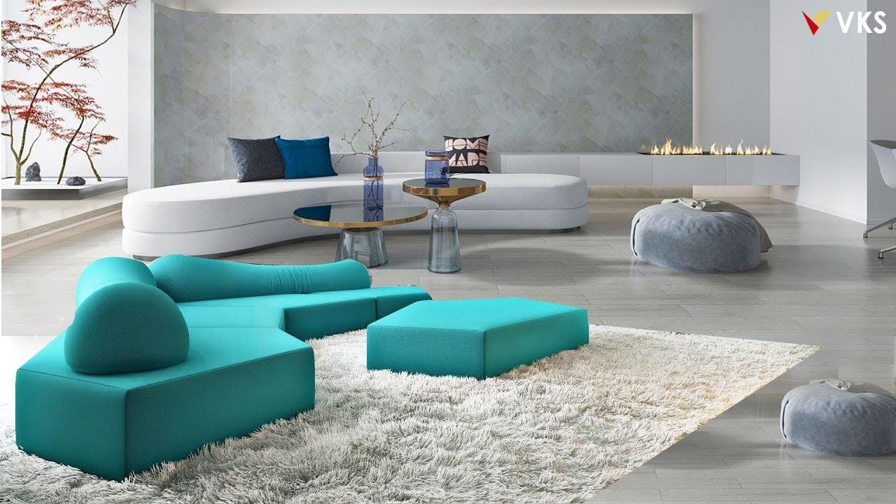 Drawing Room Interior Design Ideas   Living Room Decorating Ideas   Modern  Room Makeover Ideas