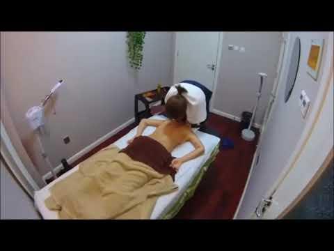 Aromatherapy Massage  Legs Massage in China.