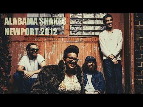Alabama Shakes, Live In Concert: Newport Folk 2012