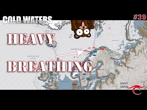 Cold Waters - Heavy Breathing