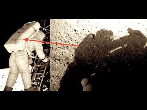 NASA Astronaut Caught Working on Mars Leaked, Multiple Images & Analysis, July 2017