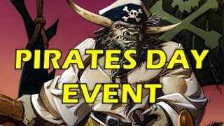 Hearthstone - Pirates Day Event