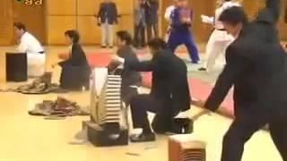 Шоу южнокорейских спецслужб !