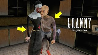 Secret Love of Grandpa And Evil Nun Granny Chapter 2 Funny Animations