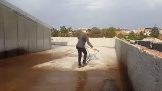 Köster deuxan 2k  teras su izolasyonu