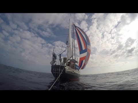 Chapter 1: The calm before the storm - 19 days at sea from NL to Canaries