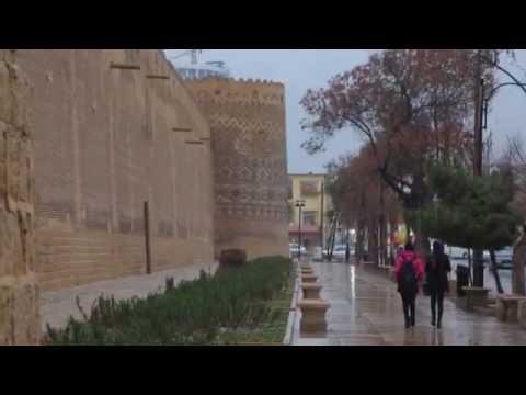 Welcome in Shiraz, WFTGA 2017 convention post-tour