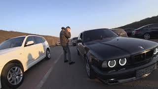 Куда поставим закись азота? Hyundai Santa Fe vs Bmw X3 vs Bmw e34 vs Seat Leon