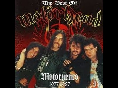 Motörhead – The Best Of Motörhead Motoryears 1977 - 1987